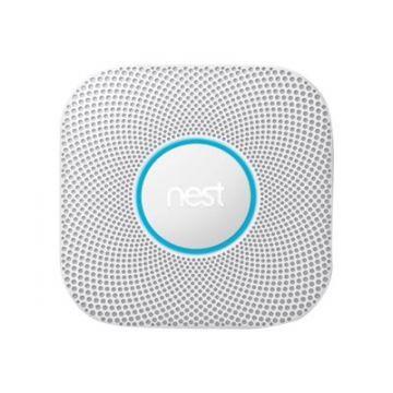 Nest Protect rook- en koolmonoxidemelder (netvoeding)