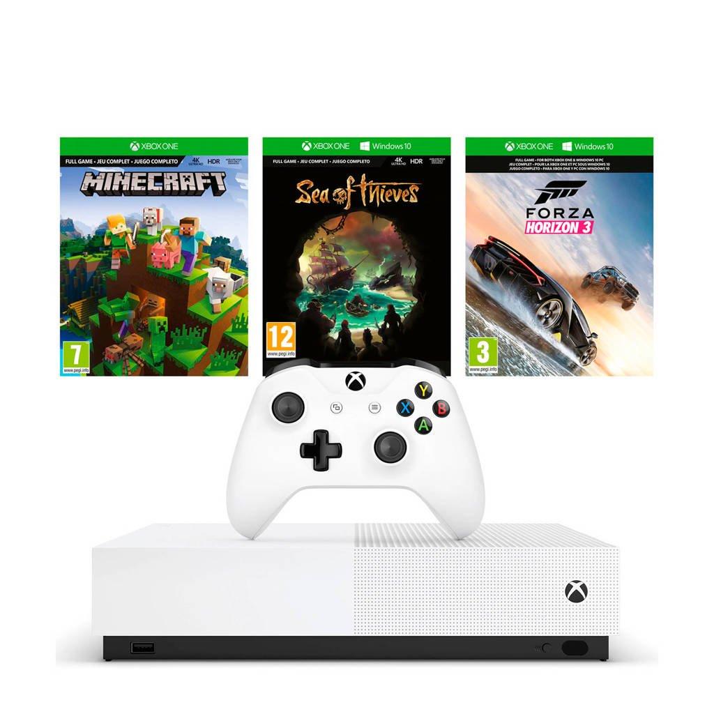 Microsoft gameconsole Xbox One S All-Digital 1TB