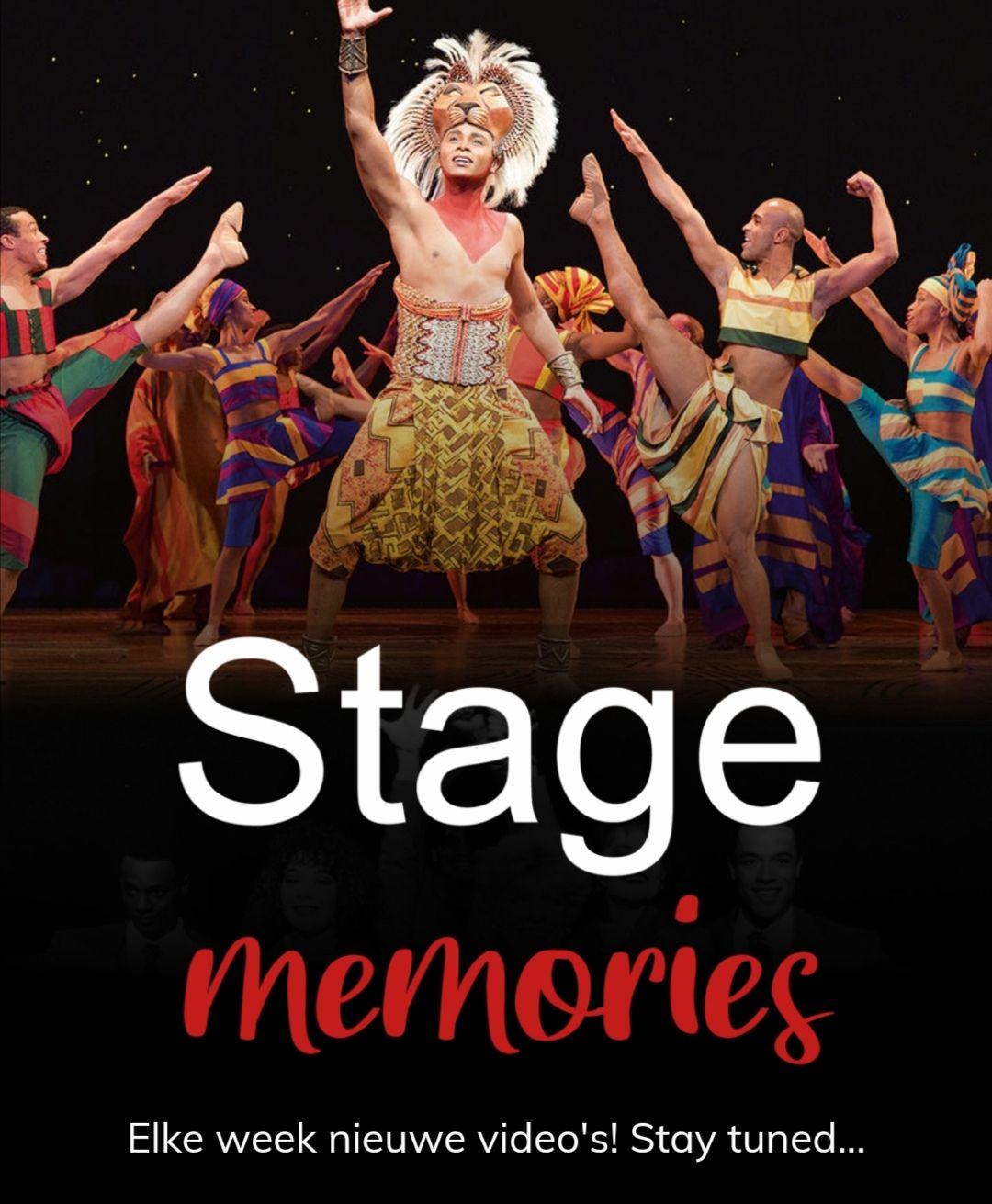 Iedere week gratis online musicals bij Stage Entertainment.