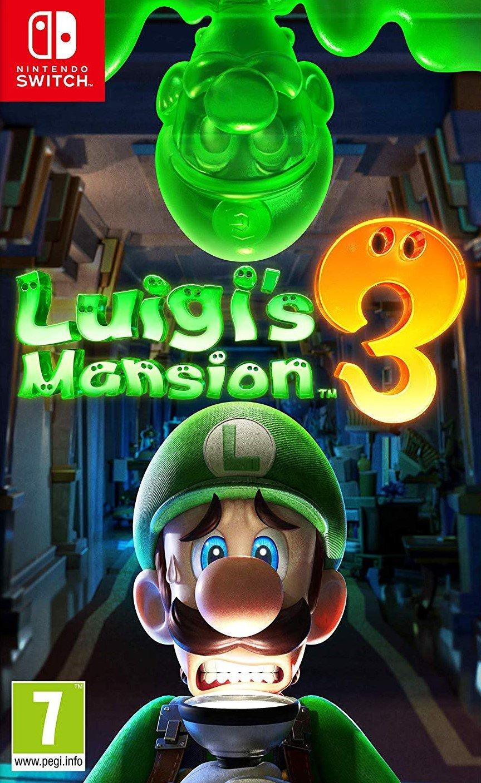 Luigi's Mansion 3 voor Nintendo Switch @ amazon.nl