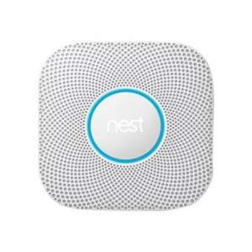 Nest Protect V2 rook- en koolmonoxidemelder (batterij)
