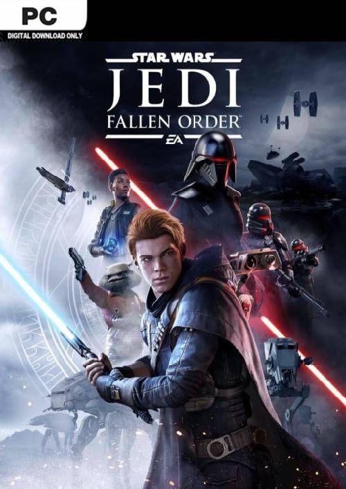 [Origin] Star Wars Jedi: Fallen Order (PC) - €26.39 @ CDKeys