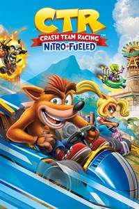 Crash Team Racing Nitro Fueled - Xbox en PS4