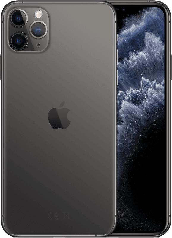Apple iPhone 11 Pro Max, 256GB, Space grijs