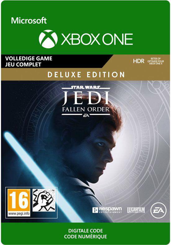 Xbox- Star Wars: Jedi Fallen Order deLuxe Edition