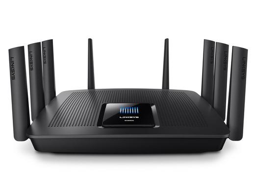 Linksys EA9500 Max-Stream AC5400 MU-MIMO Gigabit-router