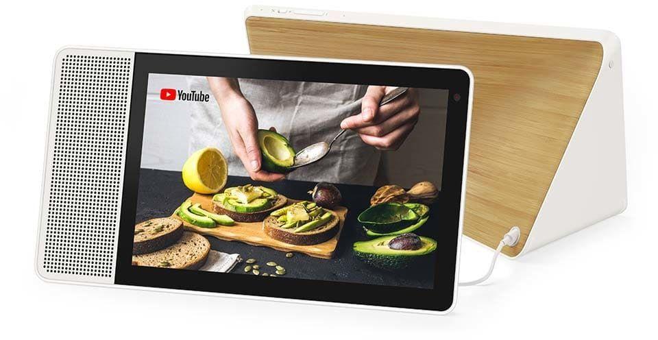 """Lenovo smart display 10"""" (8"""" voor €59)"""