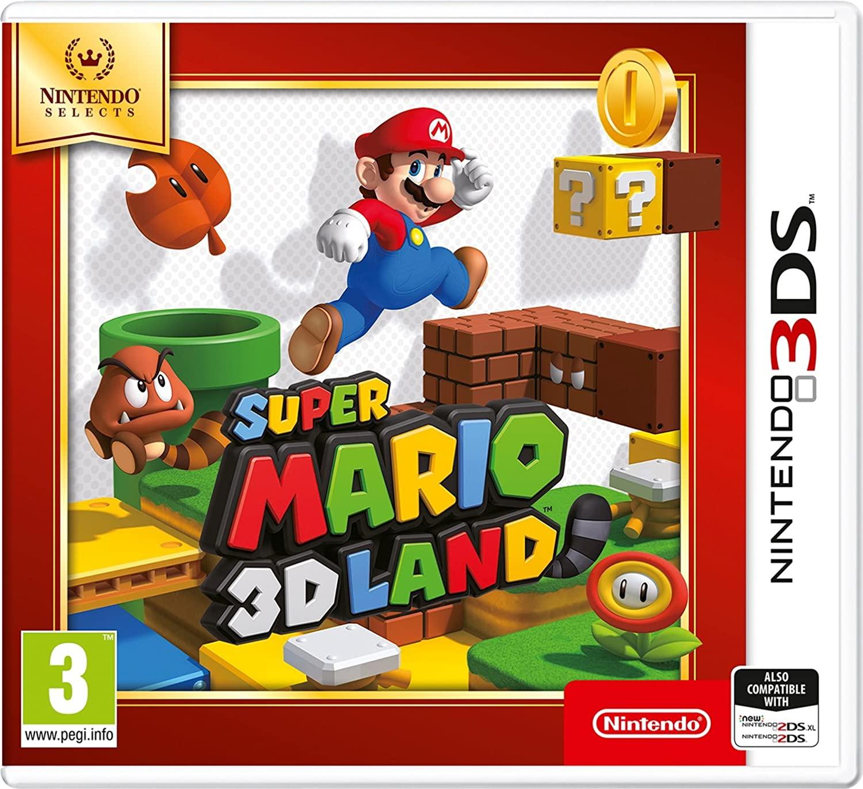[Nintendo 3DS] Super Mario 3D Land (Nintendo Selects) voor €13,76 @ Amazon NL