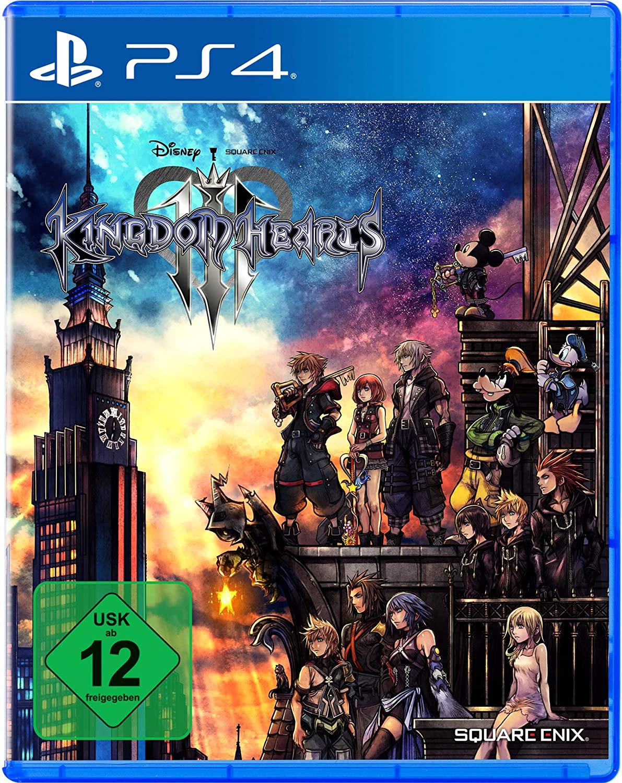 Kingdom Hearts III (PS4) @ Amazon.de