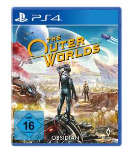 The Outer Worlds (PS4) @ Amazon.de