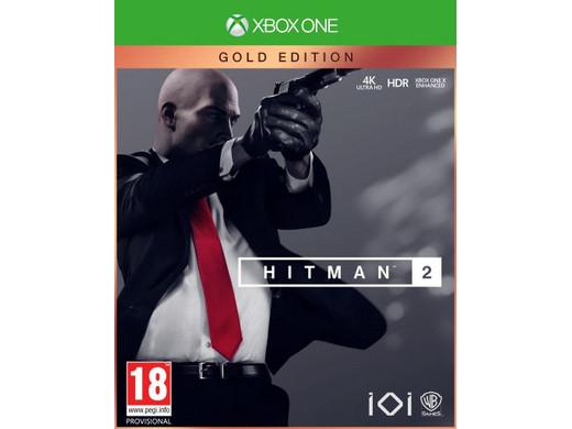 Hitman 2 Gold Edition (Xbox One) @ iBOOD