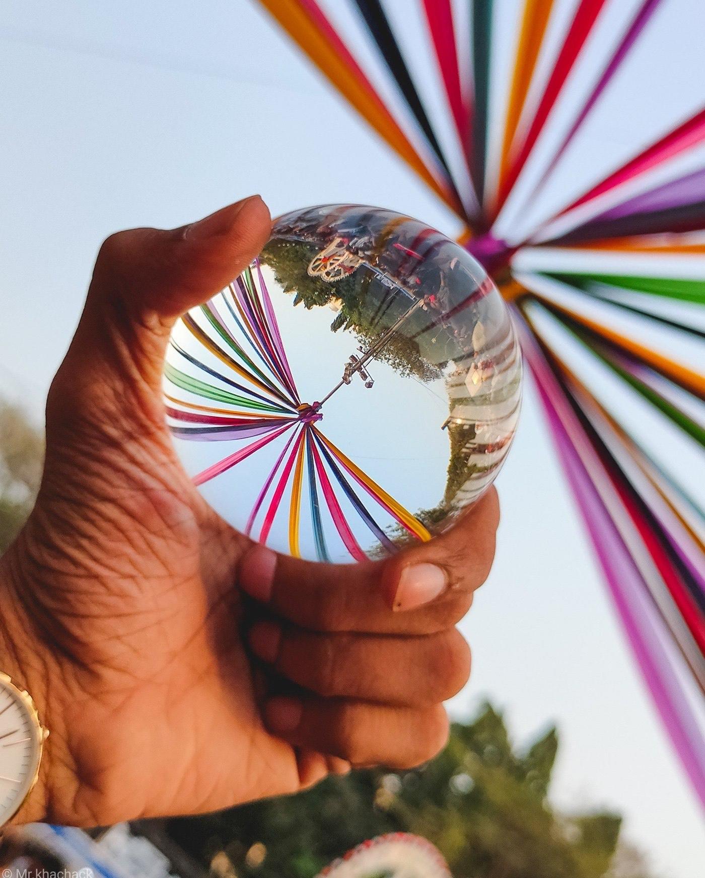 Gratis Zoom Crystal Photography Ball