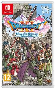 DRAGON QUEST XI S CHOES DEFINITIEVE Edition Switch