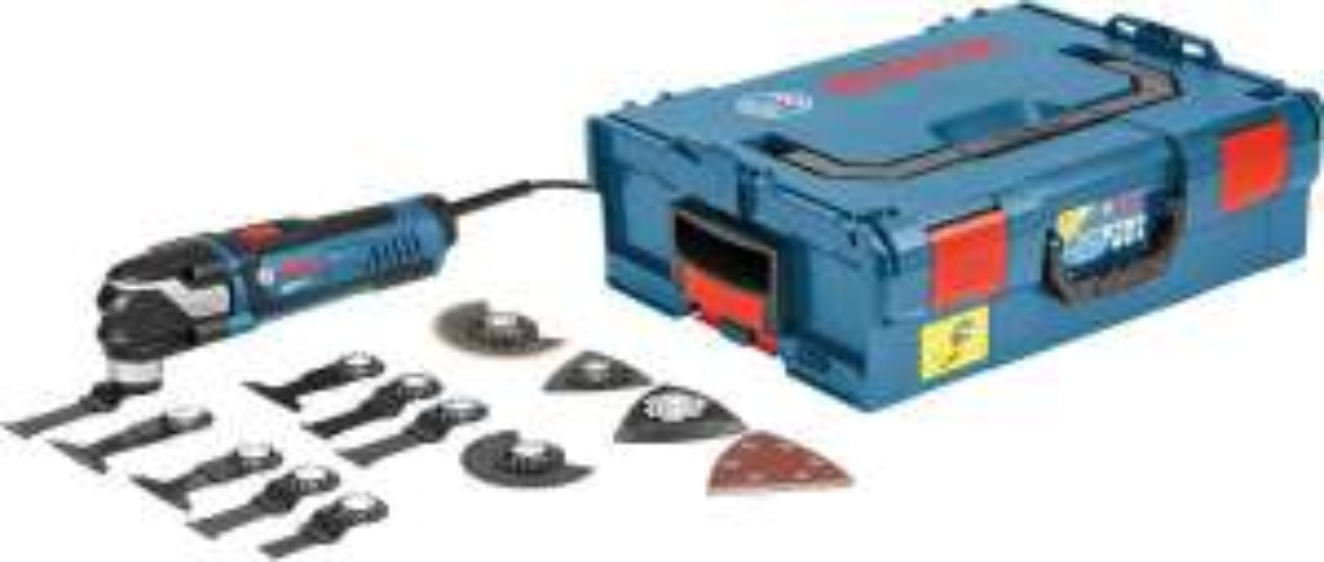 Bosch Professional Multitool GOP 40-30 in L-BOXX
