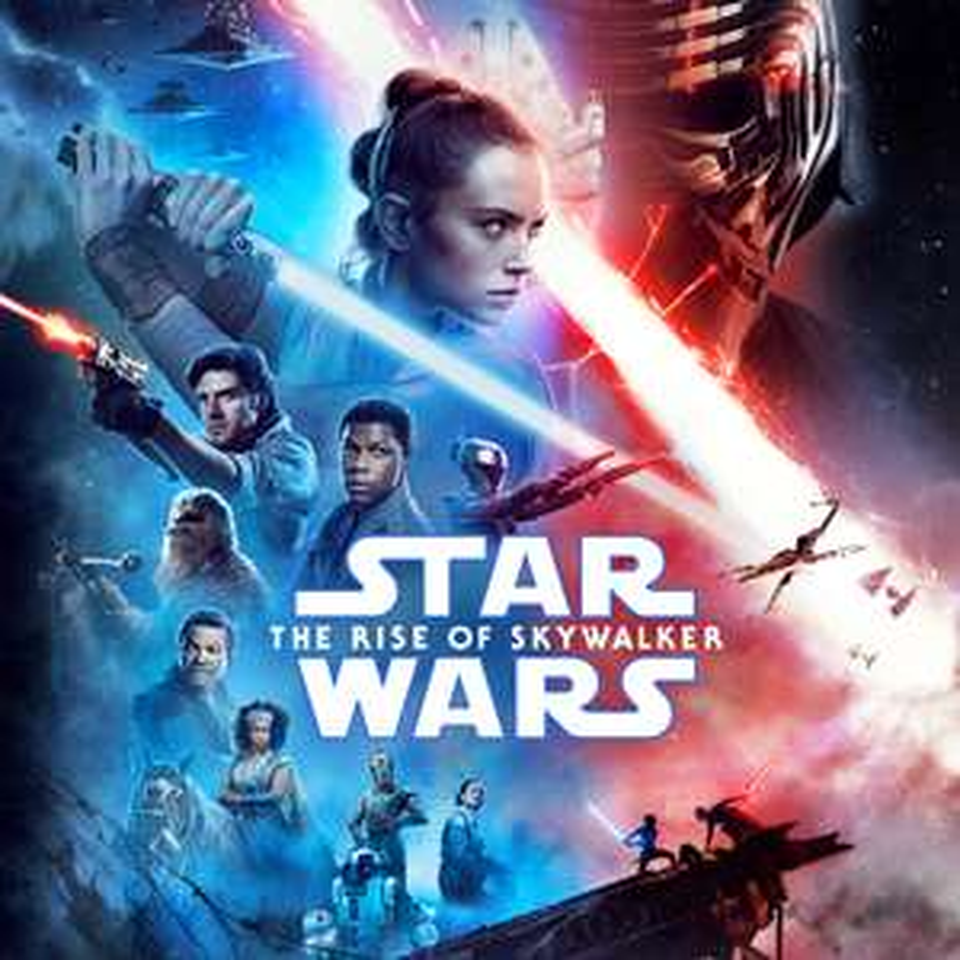 Star Wars: The Rise of Skywalker @Disney+ vanaf 5 mei