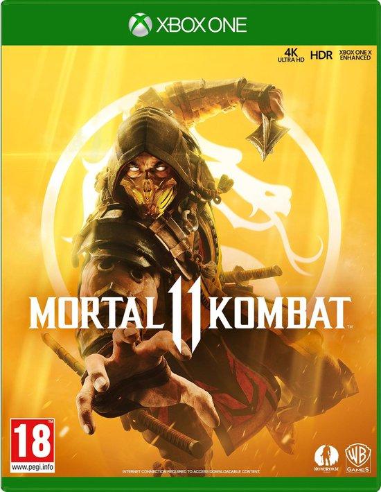 Mortal Kombat 11 (Xbox One) @ Bol.com