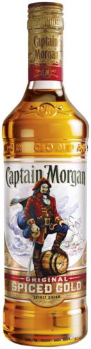 Captain Morgan 70cl (en vodka, gin ook)
