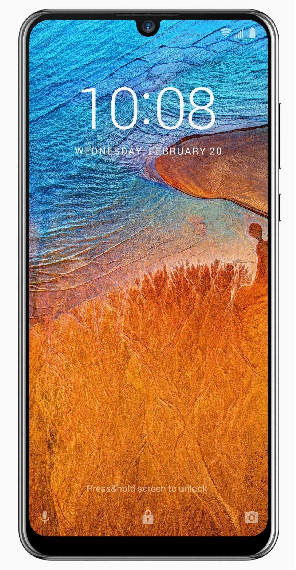 ZTE Smartphone Blade V10