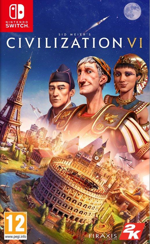 Civilization 6 (Nintendo Switch) - Amazon nl