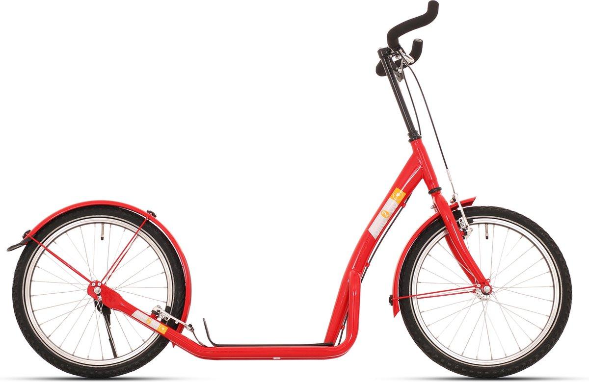 (prijsfout) Step Bike2Go 20 inch rood @ bol.com