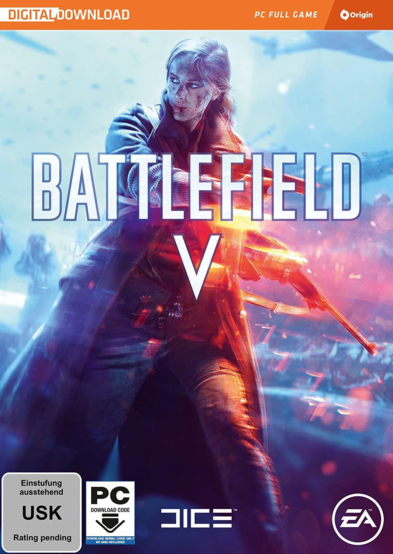 Battlefield V Origin Code op Amazon.de