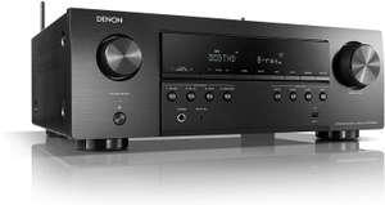 Denon AVR-S650H 5.2-kanaals AV-receiver @ Amazon.nl