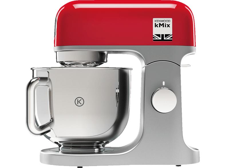 Kenwood kMix KMX750RD 1000w Keukenmachine Rood na cashback @ Media Markt