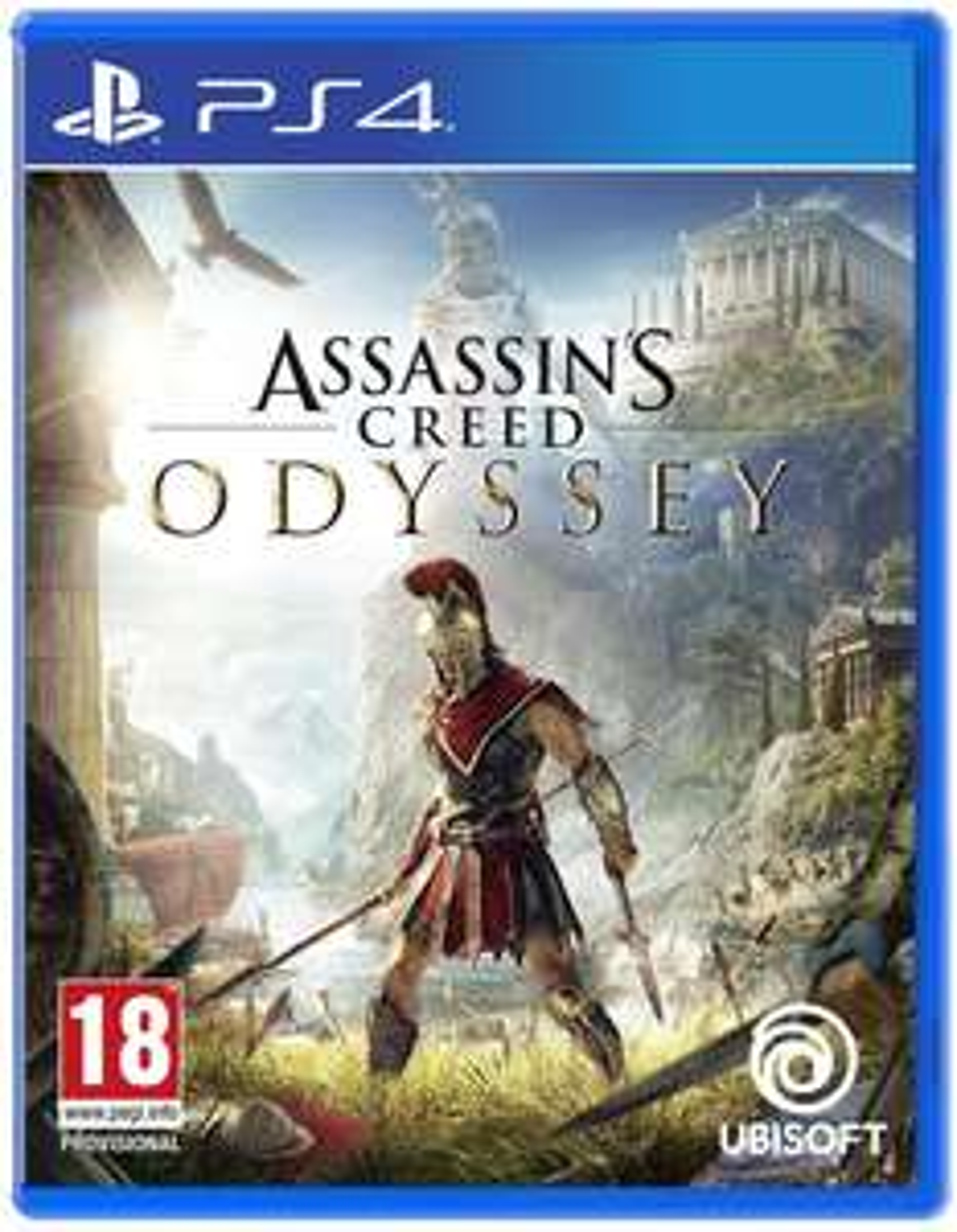 Assassin's Creed: Odyssey Amazon.nl