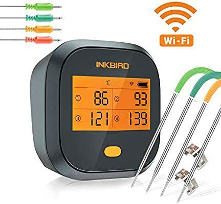 Inkbird WiFi Vleesthermometer