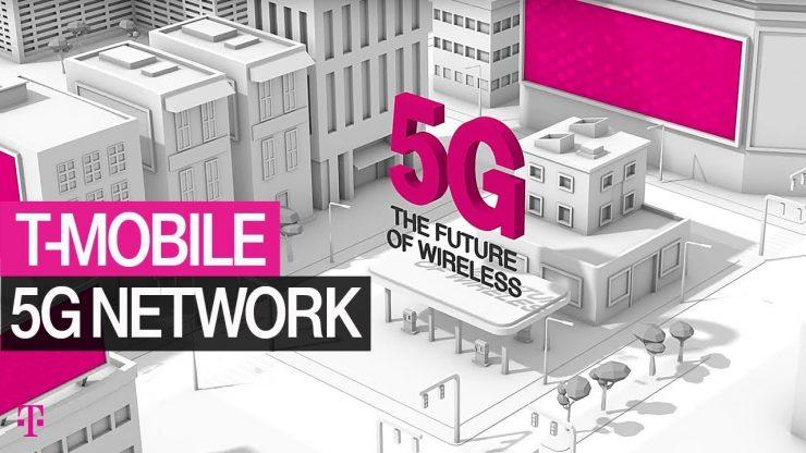Gratis 5G netwerk voor bestaande en nieuwe T-Mobile Go Unlimited-abonnementen