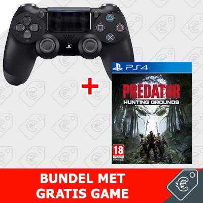 Sony DualShock 4 Controller V2 + Predator: Hunting Grounds edition