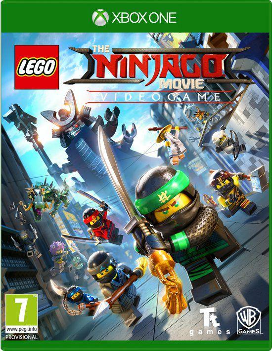LEGO The Ninjago Movie Videogame - [Xbox One, PS4, Steam] Digitaal (Gratis)