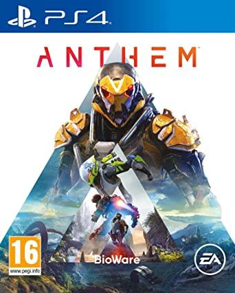 Anthem PS4 - Internet benodigd!