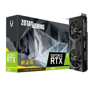 Prijsfout!! | Zotac GeForce RTX 2080 | Twin Fan | 8GB GDDR6