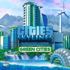 [Xbox One/PS4] Claim gratis Cities: Skylines - Green Cities DLC vanaf 21 mei 02:00