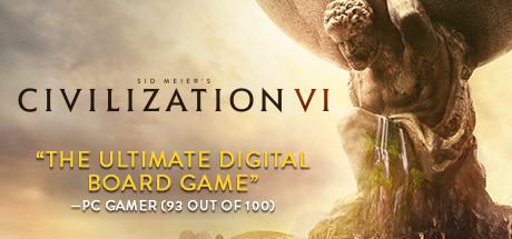 Sid Meier's Civilization VI gratis te claimen @Epic Games Store