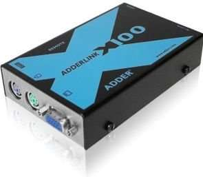 Azerty: ADDERLink X100 - KVM Extenderset