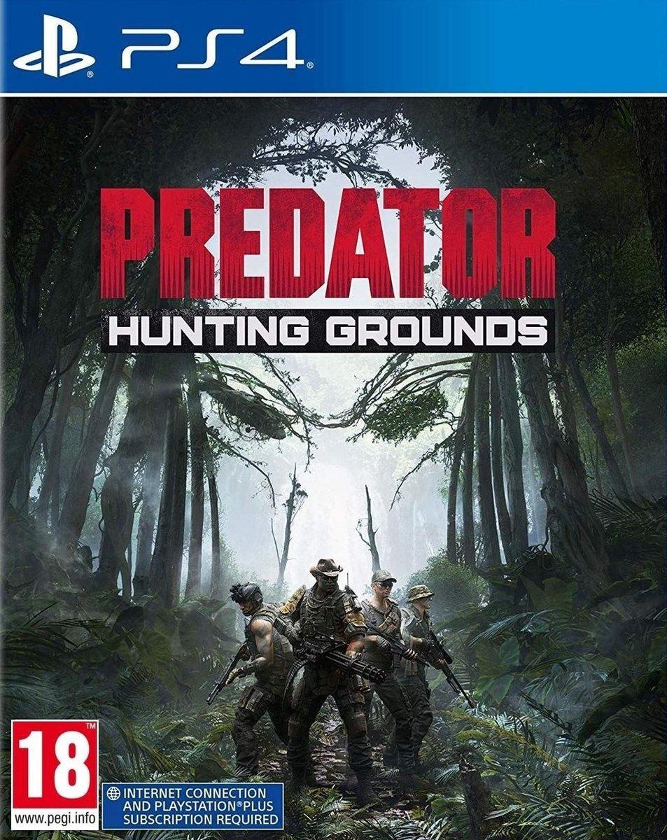 Predator: Hunting Grounds (PS4) @ Media Markt