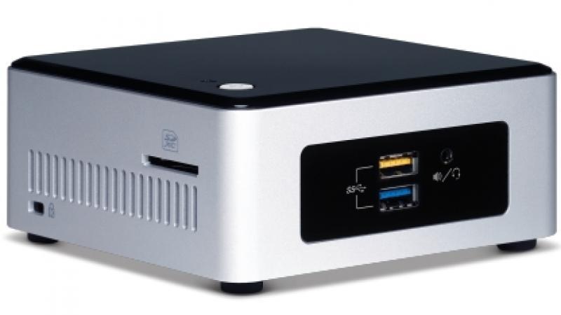 Intel NUC Kit - NUC5PPYH - Pinnacle Canyon bij HardwareWebwinkel € 84,70