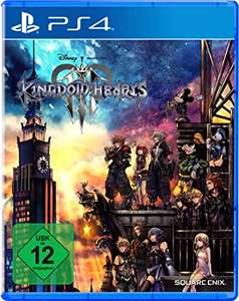Kingdom Hearts III (PS4) @ Amazon.nl