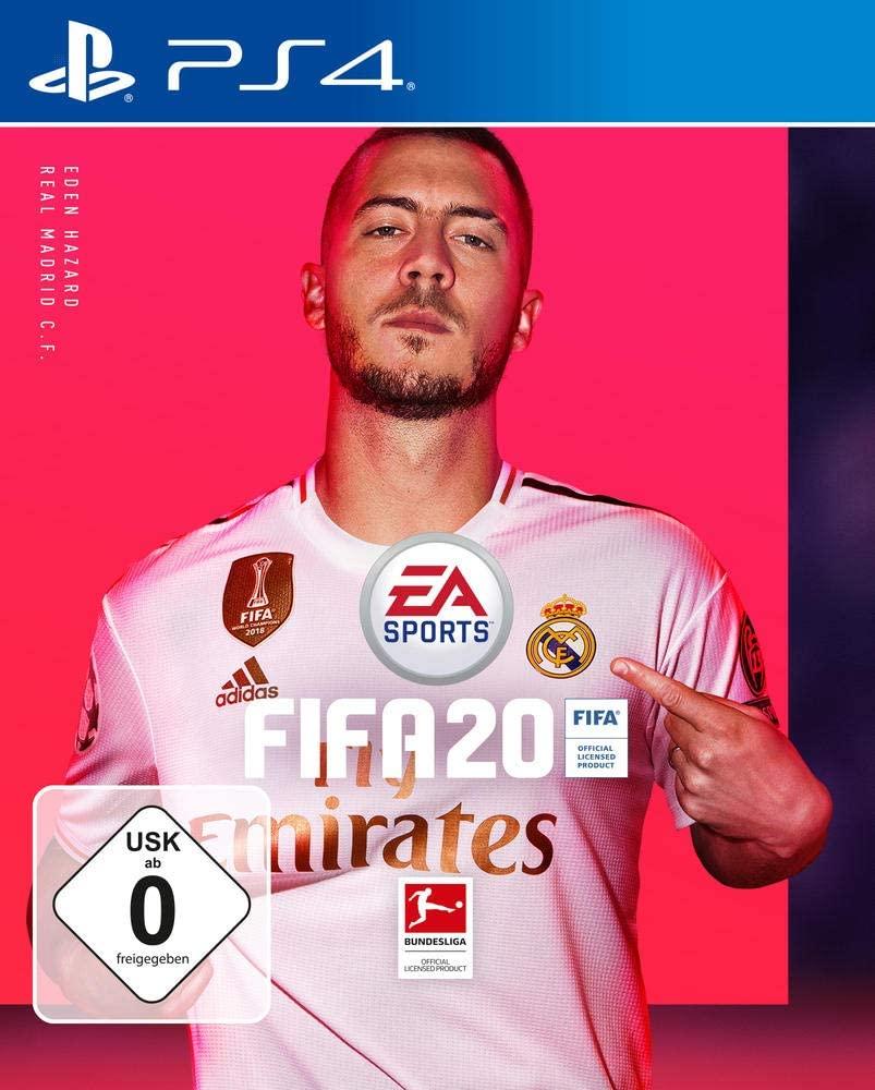 FIFA 20 - PS4 (disc)