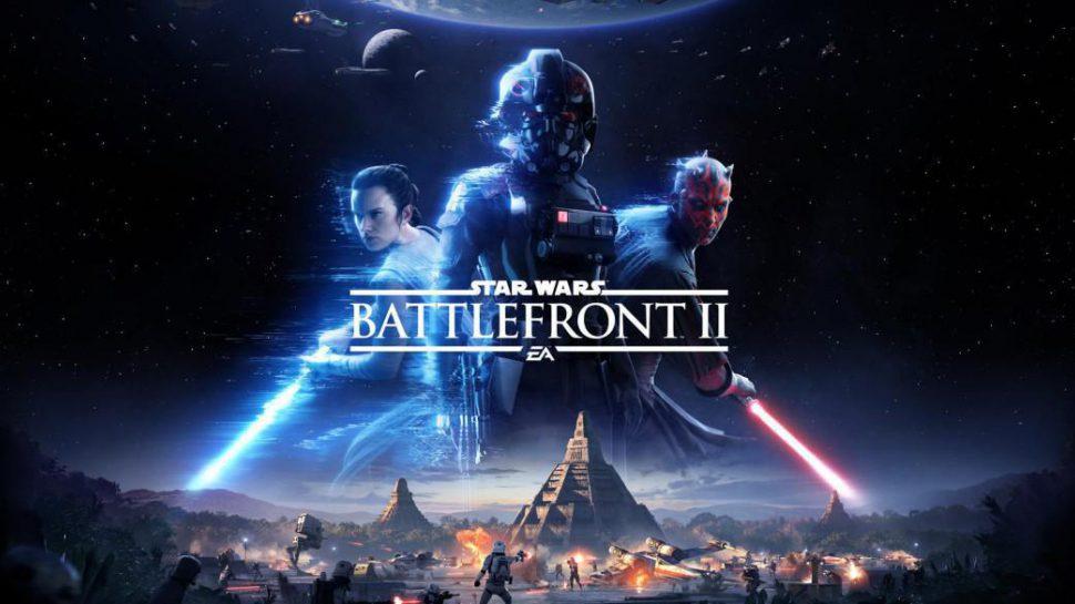 Star Wars Battlefront 2 gratis bij PS Plus