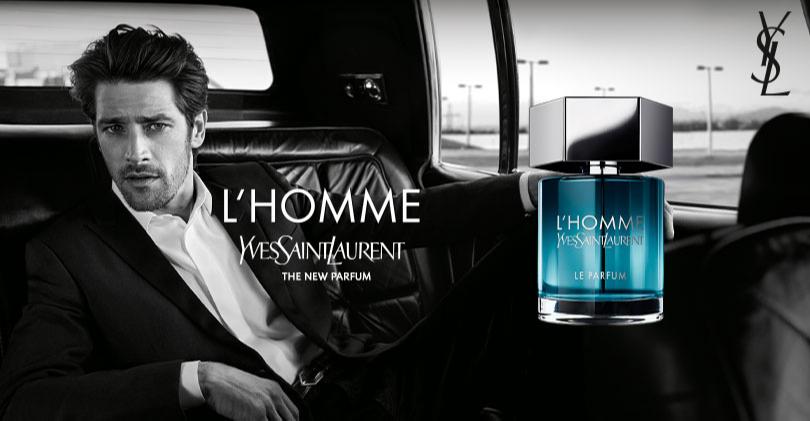 Gratis Sample Yves Saint Laurent L'Homme Le Parfum