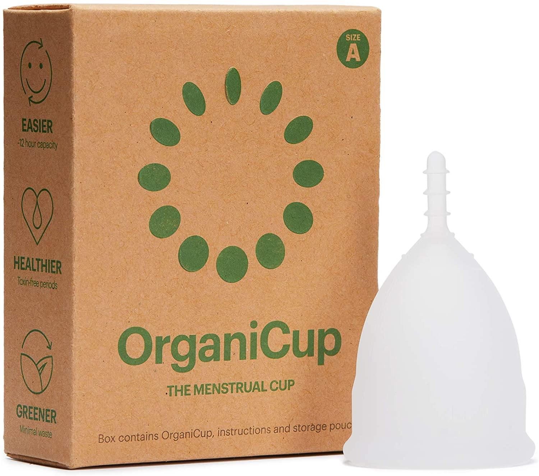 Organicup 1+1 met code oc2
