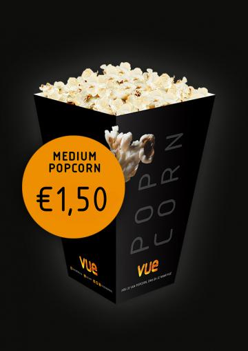 Super Tuesday bij Vue --> Filmkaartje €6