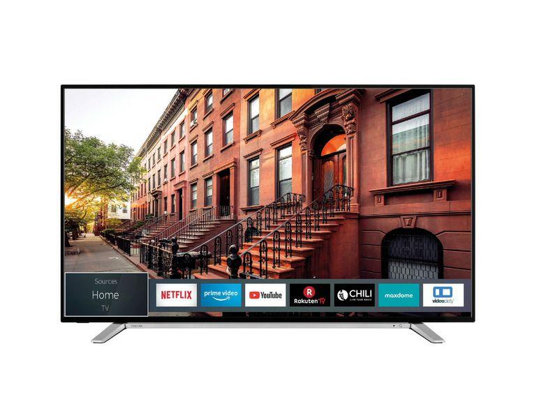 "TOSHIBA® 4K UHD SMART TV 49"" 49UL2A63DG"