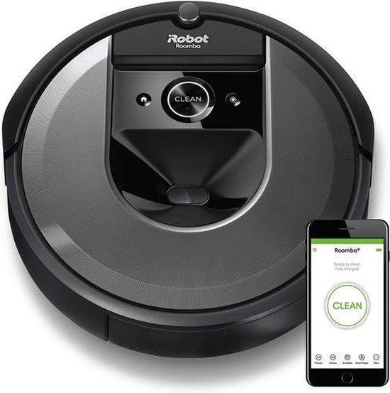 iRobot Roomba i7156 - Robotstofzuiger