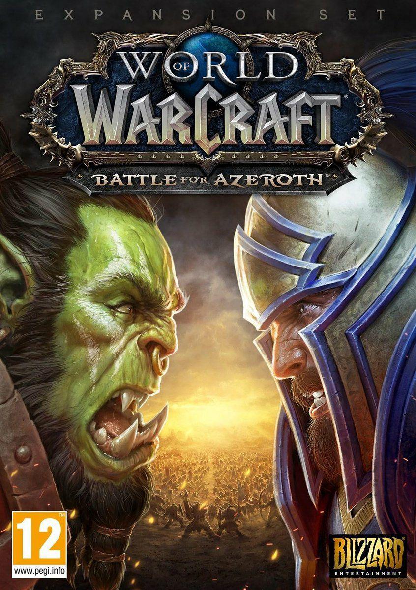 World of Warcraft: Battle for Azeroth, Windows (=uitbreiding)