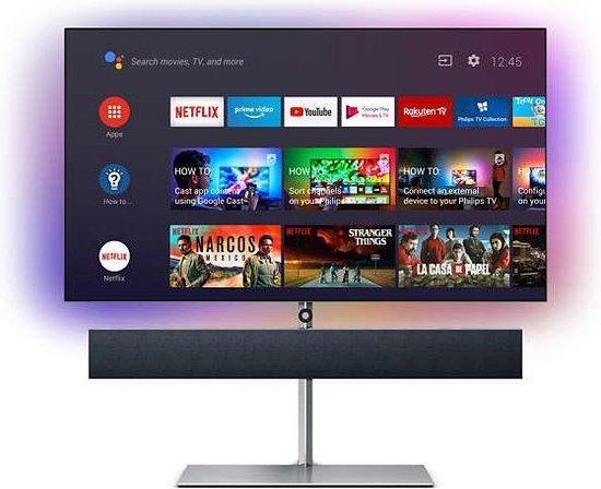 """Philips 65"""" OLED TV bij Bol.com Plaza"""