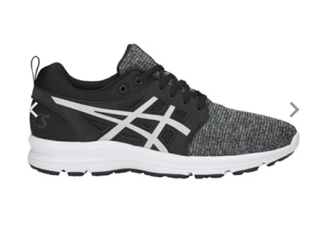 [Sneakers] Asics   Gel tolerance black/silver   Schoenmaat: 37.5 - 46.5   @Otrium